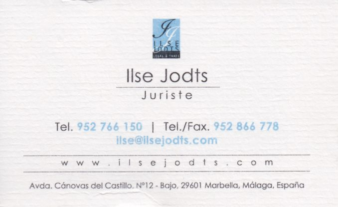 Ilse Jodts