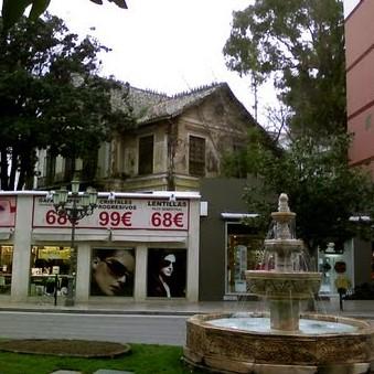 centrum van Torremolinos