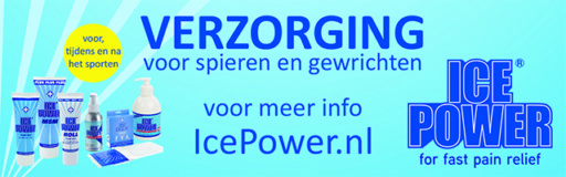 voor meer power Ice Power