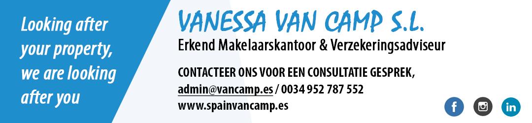 Vanessa Van Camp immo kantoor