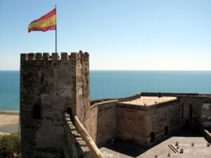 Castillo sohail van boven
