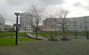 Burg de Monchyplein Den Haag